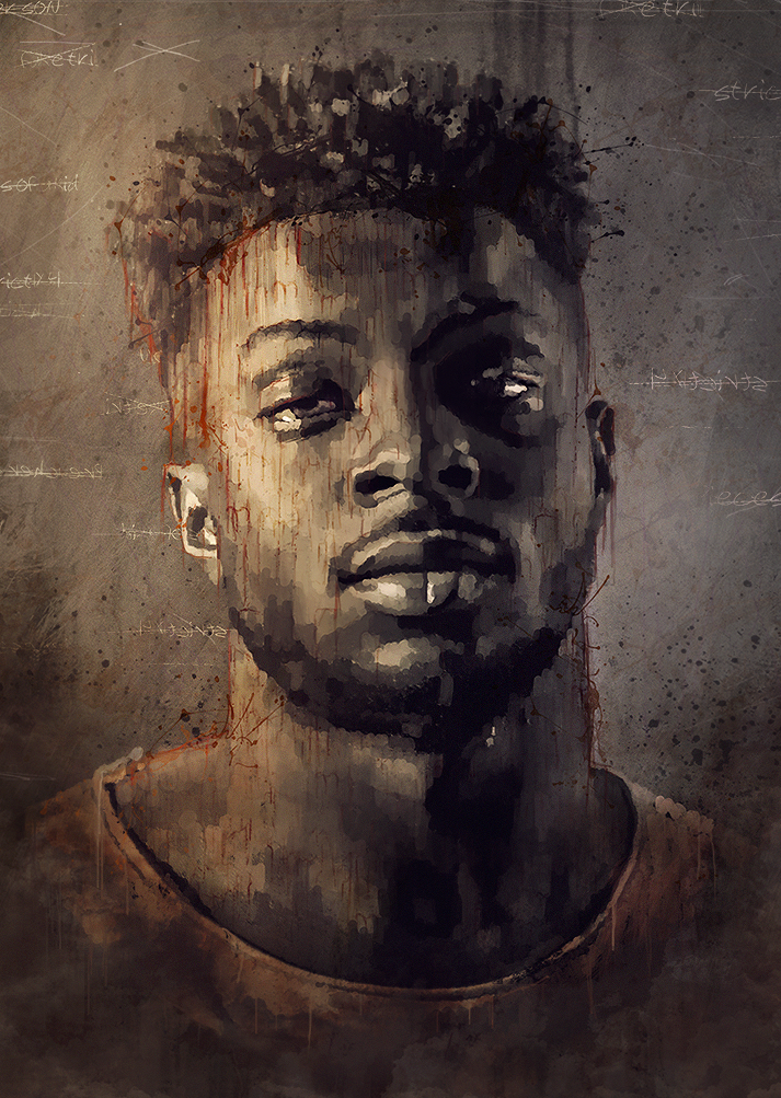 Isaiah rashad by volture on deviantart isaiah rashad by volture thecheapjerseys Image collections