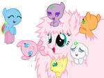 Party with Fluffle Puff Pony-Base