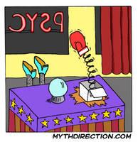Psychic by Mythdirection