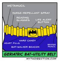 Batman by Mythdirection