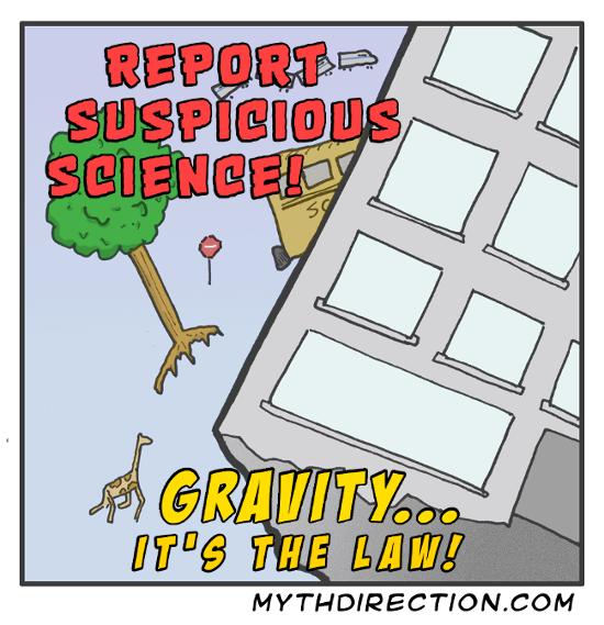 Gravity by Mythdirection