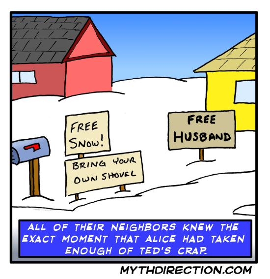 Snow Job by Mythdirection