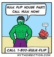 Flip House Fast by Mythdirection