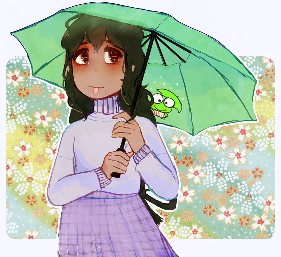 rainy by seadrown