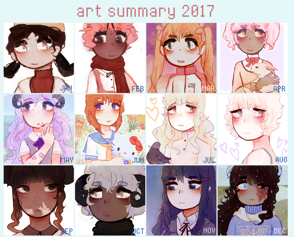 year summary by seadrown
