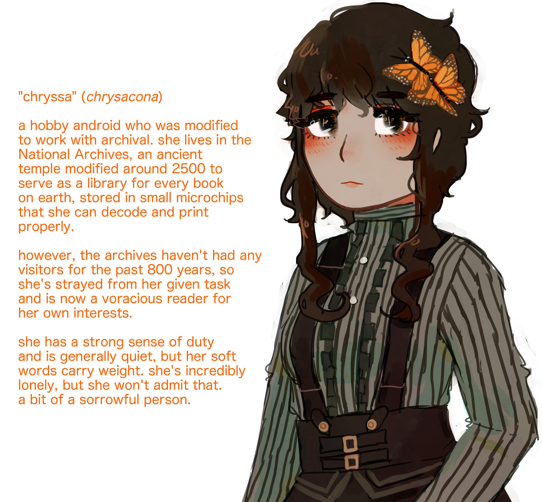 chryssa by seadrown