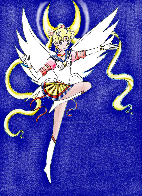 Sailor Moon Eternal- Final by Evilness321