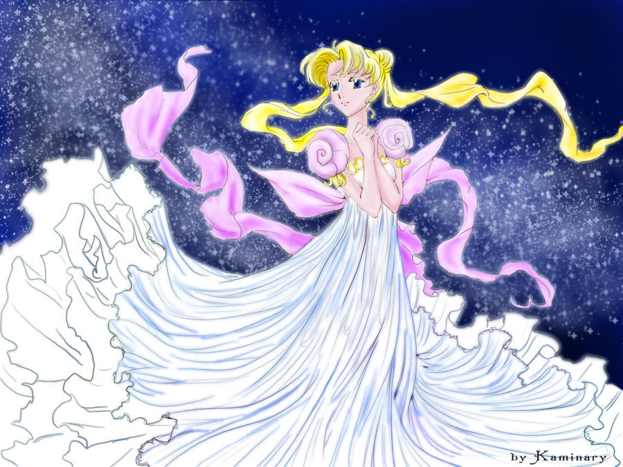 Moon Princess by Evilness321