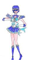 Etherial Sailor Mercury