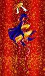 Taranee Henshin- Mars Power1