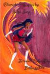 TaraneeC- Sailor Mars by Evilness321