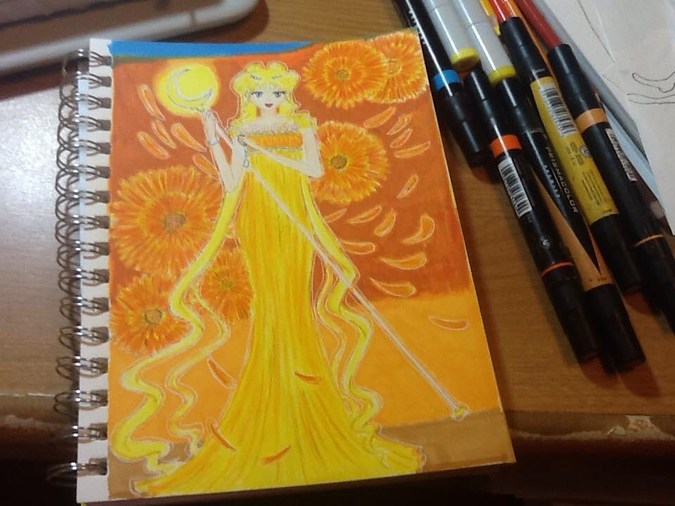 :SM: Autumn Serenity by Evilness321