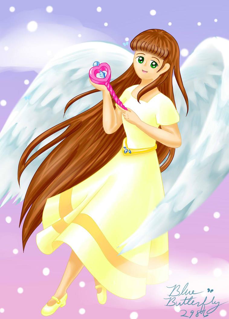 Angel by BlueButterfly2986
