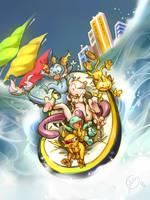 warlords :Pokemon ePIC: by edtropolis