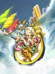 warlords :Pokemon ePIC: