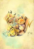 rivalry :Pikateam: by edtropolis