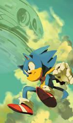 domain (Ft. Sonic) by edtropolis