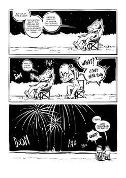 HappyMart - fireworks or die