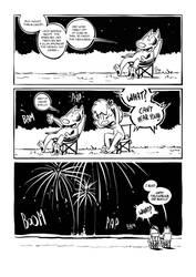 HappyMart - fireworks or die by edtropolis