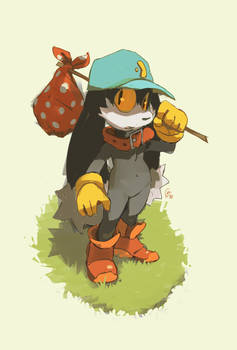 nature hike (ft. Klonoa)