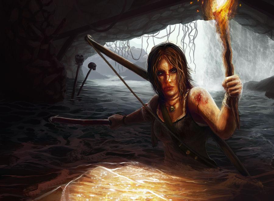 Tomb Raider Reborn by ConceptCat