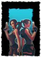 Tomb Raider Reborn 2 by ConceptCat