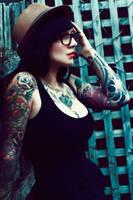 The Tattooist by TrixyPixie