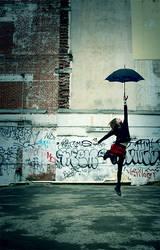 I love it when it rains