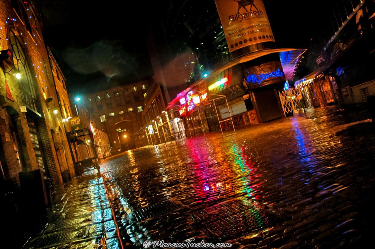 Rainbow Rain I by MarcusT