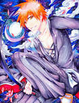 Ichigo's Bankai by Moon--Shield