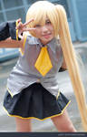 Akita Neru Cos by jyuusanhoshi