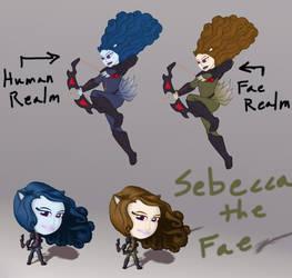 Sebecca OC ref