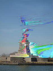 The Erosion of Liberty by PFunkus