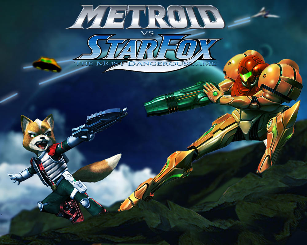 Metroid versus Starfox: The Most Dangerous Game by jhr921