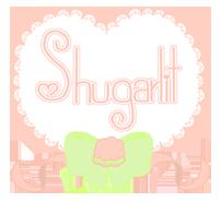 Shugarlit Logo by SakuraMelodii