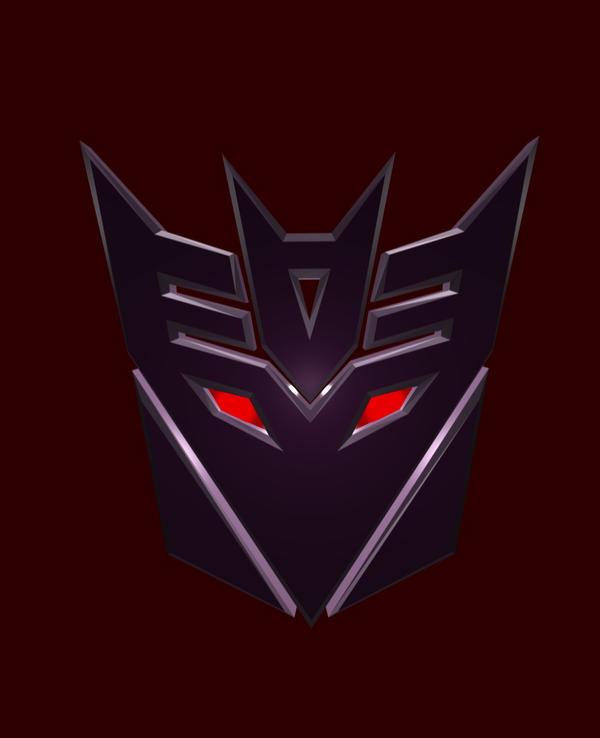 Decepticon Symbol By Br33zr On Deviantart