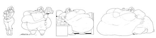 Comm- In-DEE-structible Appetite (sequence) by antioxidated