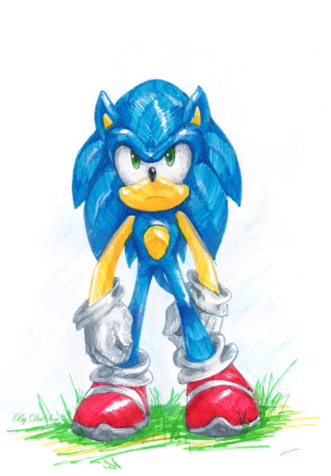 Sonic by DciSon
