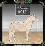 Import #012 by EvenweaveEquestrian
