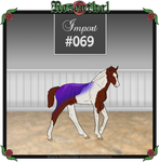 Rosenthal Import #069 by EvenweaveEquestrian
