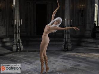 DancingForMaster-01 by creativeguy59