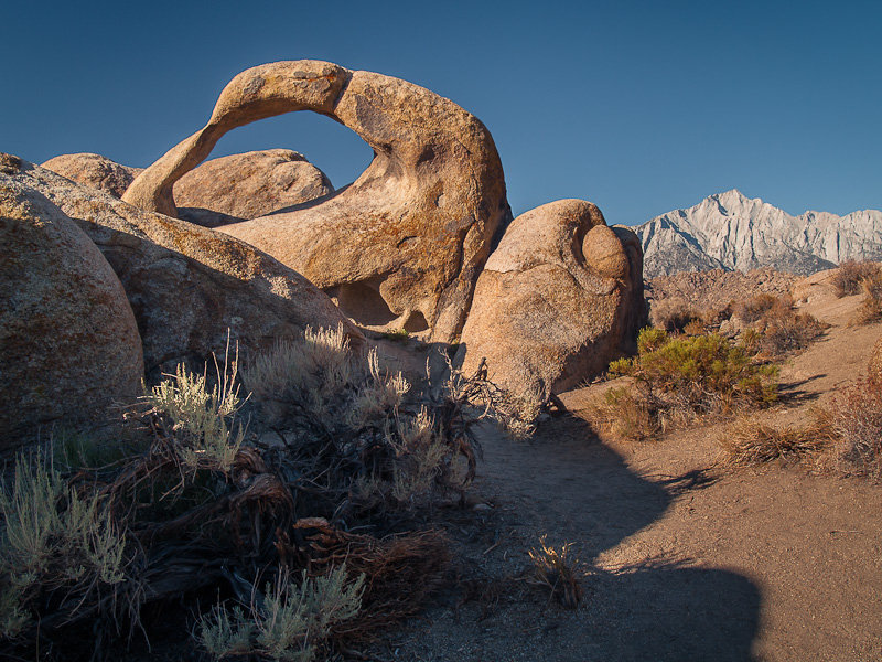 Mobius Arch III by j-ouroboros