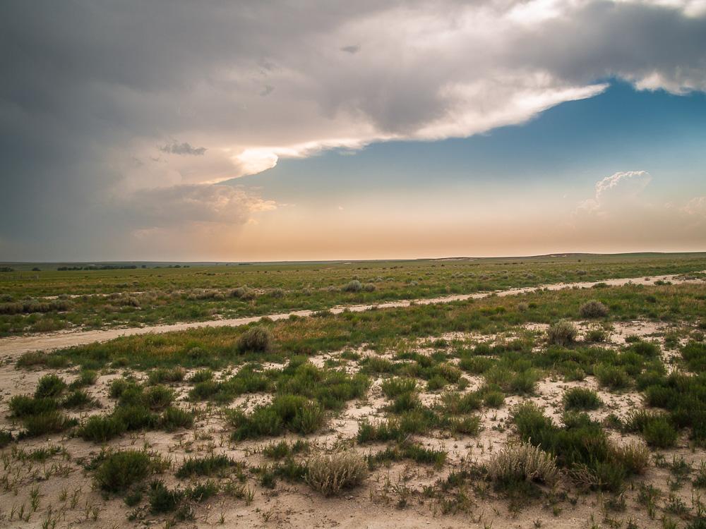 Kansas Prairie I by j-ouroboros
