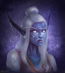 Portrait Nightborne [c]