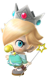Baby Rosalina By Lyokofan97 On DeviantArt