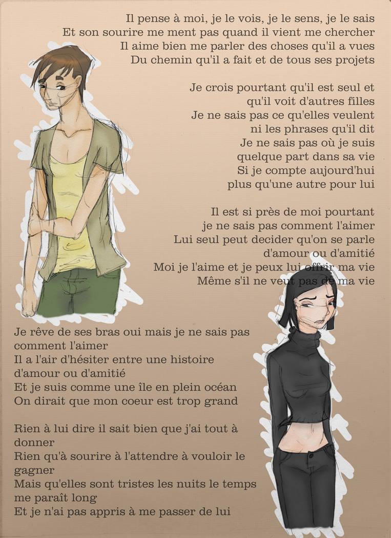 Damour Ou Damitie By Lyokofan97 On Deviantart