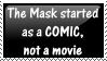 The Mask Stamp by OkdroMasterOfRunes