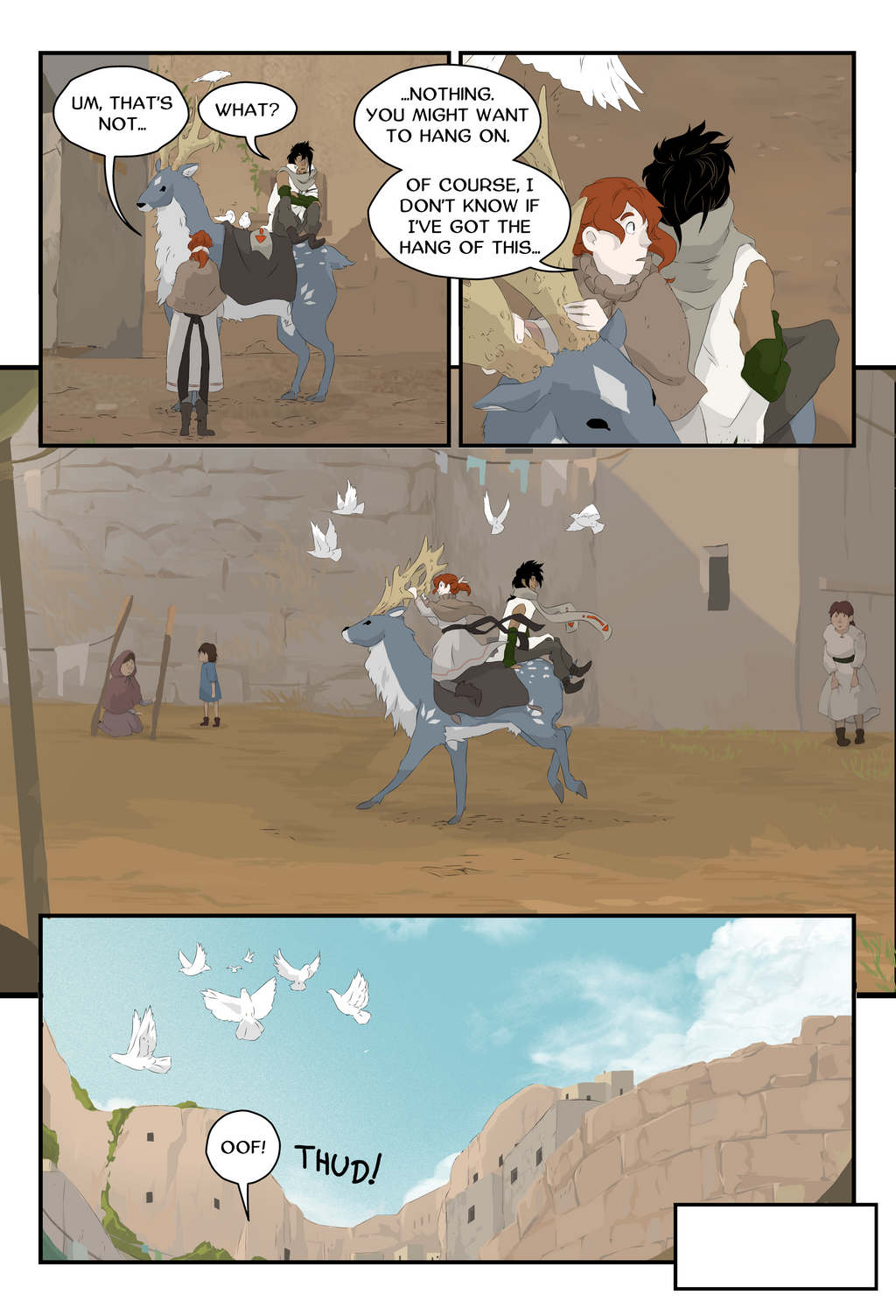Nightbreak Chapter 6 Page 17 by Talishu