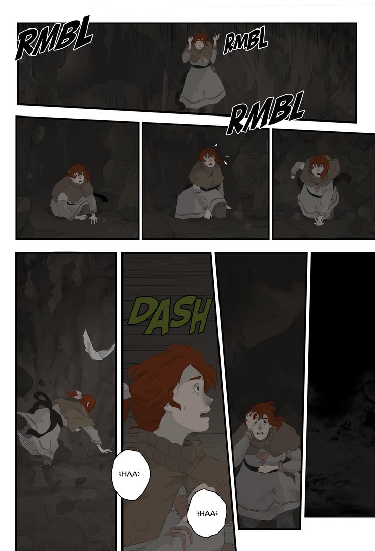 Nightbreak Chapter 6 Page 25 by Talishu