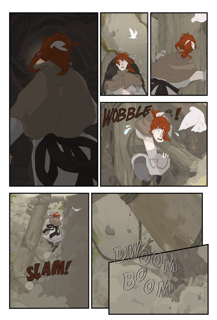 Nightbreak Chapter 6 Page 27 by Talishu